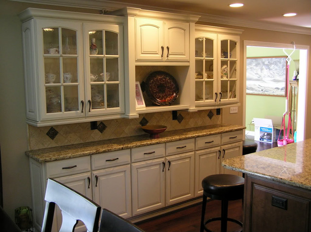 Kitchen Renovation traditional-kitchen
