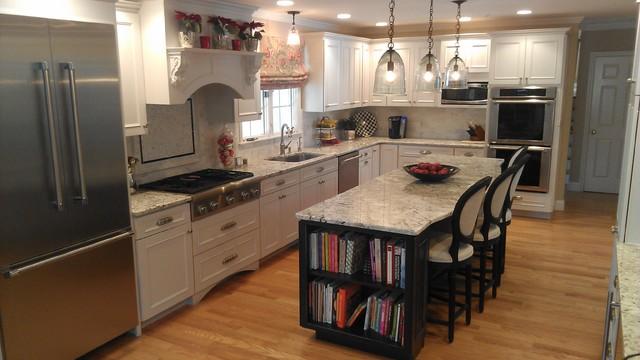 Kitchen Renovation traditional-kitchen