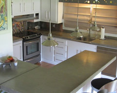 kitchen renovation for $3000 BUDGET contemporary-kitchen