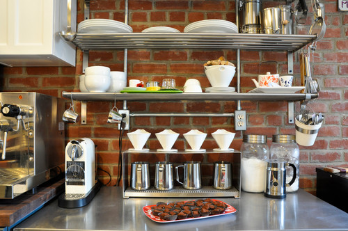 Kitchen Renovation for a Professional Chocolatier