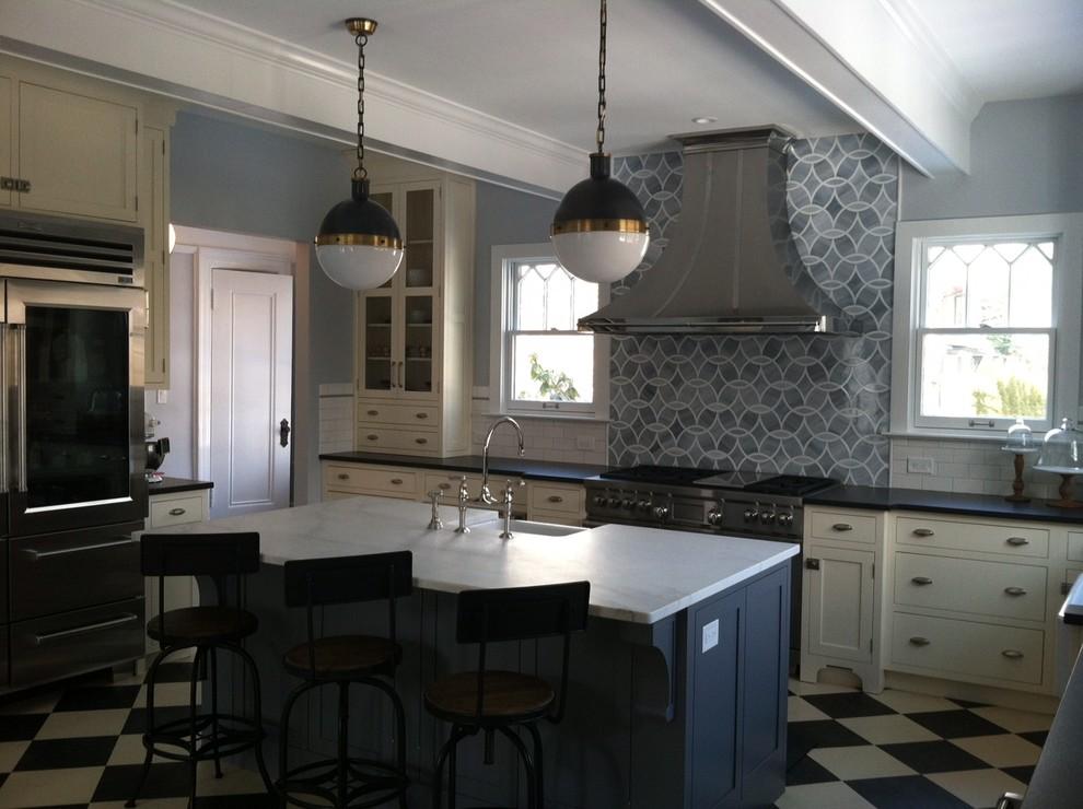 kitchen renovation glenn ridge nj  kitchen  new york
