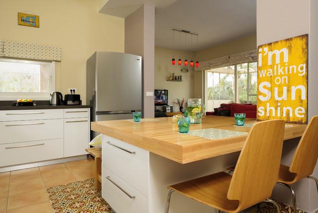 Kitchen Renovation in Bet Yehoshua modern-kitchen