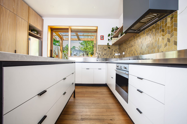 Kitchen renovation in Pascoe Vale contemporary-kitchen