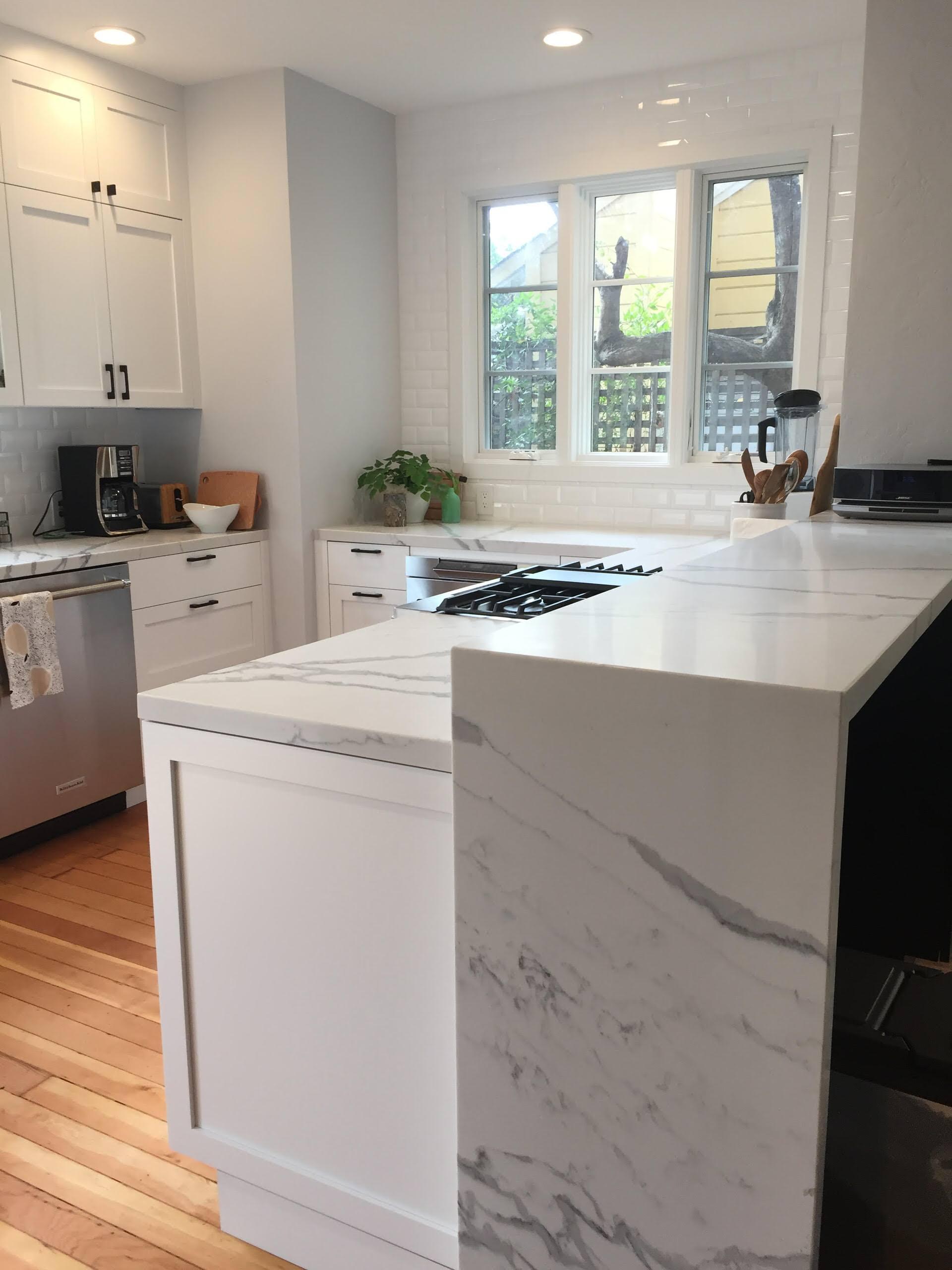 Kitchen Renovation, Laurel Dsitrict, 2017