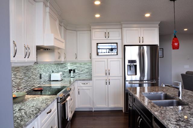Kitchen Renovation Transitional Kitchen Other By Layne Kitchens Design Group Ltd