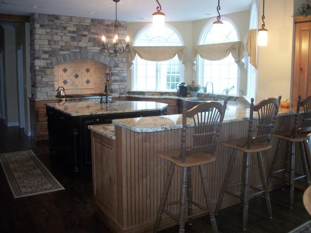 Kitchen renovation medina oh 1 traditional kitchen for 1 kitchen cleveland ohio