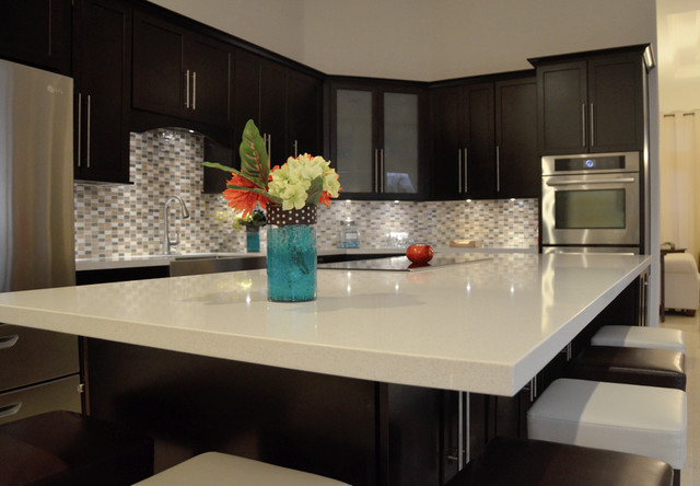Kitchen Renovation - Miramar, FL - Modern - Kitchen - Miami - by ...