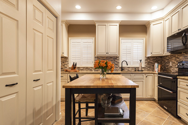 Kitchen Renovation Old Town Alexandria VA Traditional Kitchen DC Met