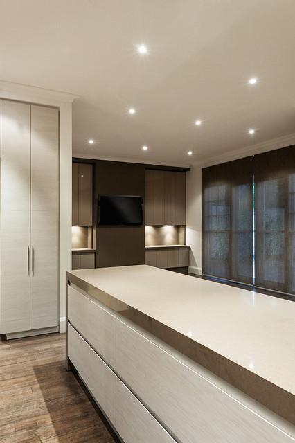 ... Contemporary - Kitchen - melbourne - by Patrick Meneguzzi Interiors