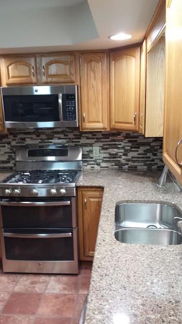 Kitchen Renovation Photos Countertops Done In Silestone
