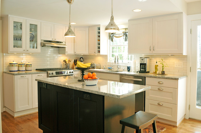 Kitchen Renovation Sandy Springs - Eclectic - Kitchen - Other - by ...