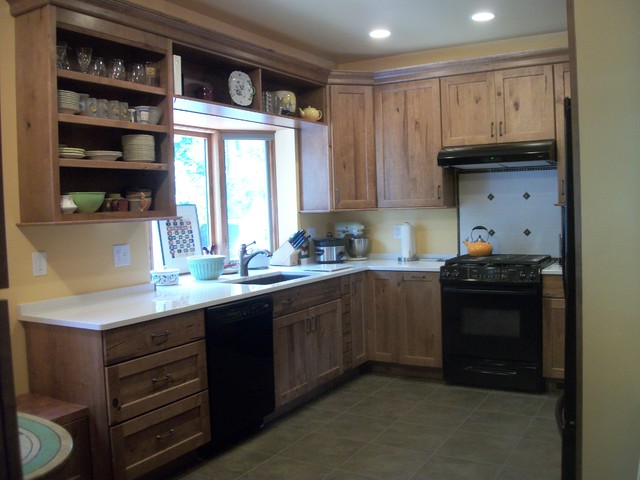 Kitchen renovation shaker heights oh 1 traditional for 1 kitchen cleveland ohio