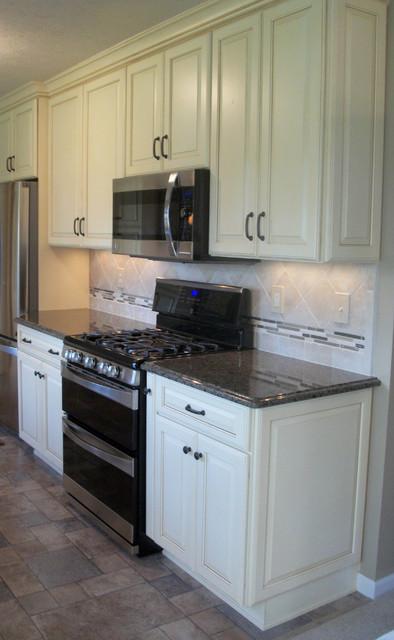 Kitchen Renovation, Streetsboro, OH #1 contemporary-kitchen