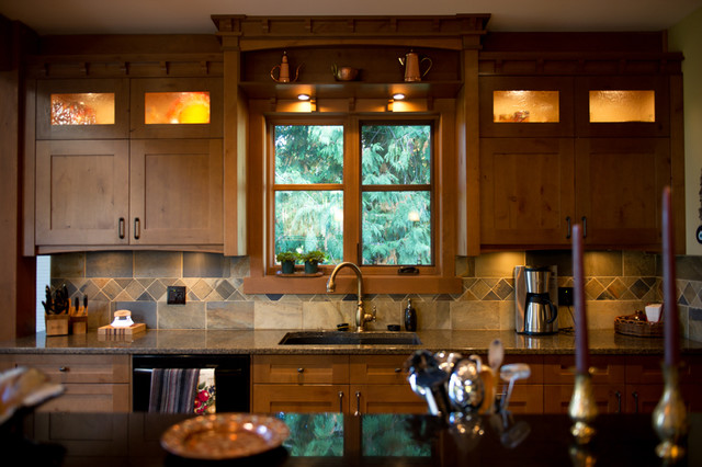 Kitchen renovation vancouver bc canada craftsman kitchen