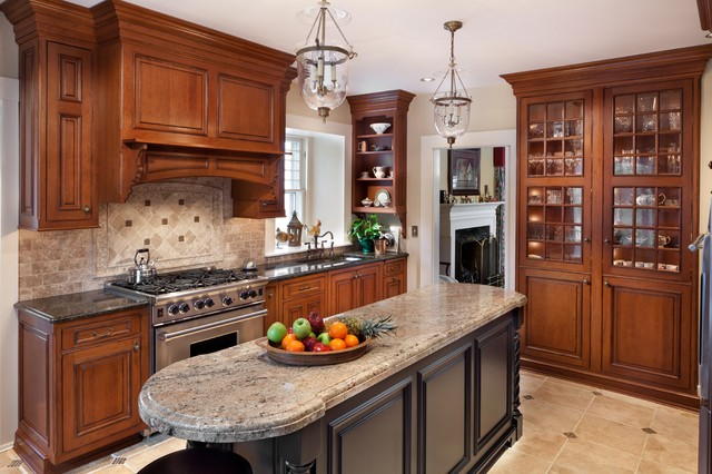 Kitchen Renovations traditional-kitchen