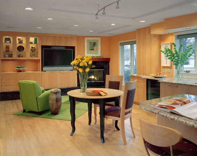Kitchen Renovations contemporary-kitchen
