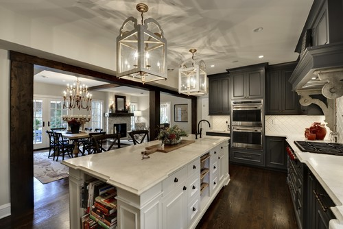 The New Traditional Kitchen Design Style