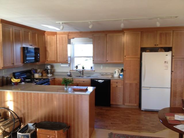 Kitchen Retreat Traditional Kitchen