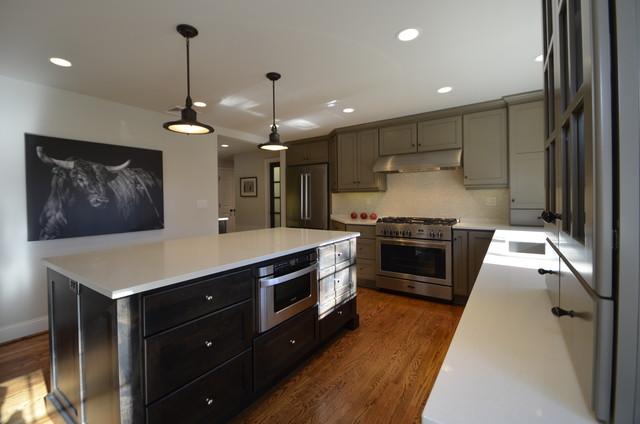 Kitchen - Richmond Ln. West Hartford, CT - Traditional ...