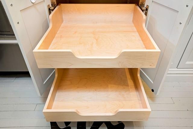 Kitchen Roll Out Shelves Modern