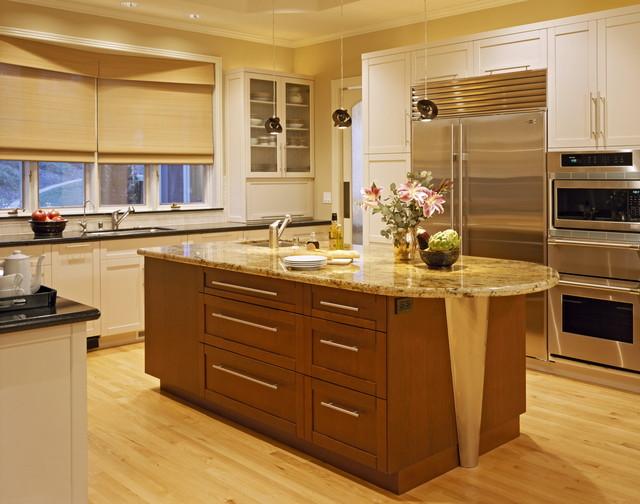 Hillsborough Residence 1 contemporary-kitchen
