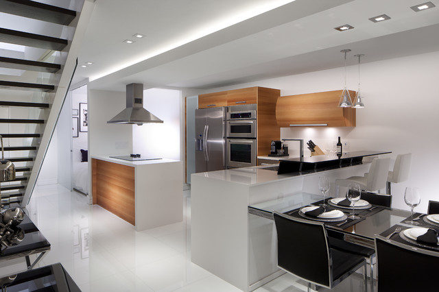 modern kitchen by RS3 Innovative + Architectural DESIGN