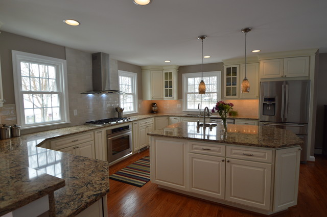 Kitchen modern kitchen baltimore by ruxton design build llc - Kitchen design baltimore ...