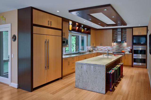 Kitchen Contemporary Kitchen Cincinnati By Rwa Architects