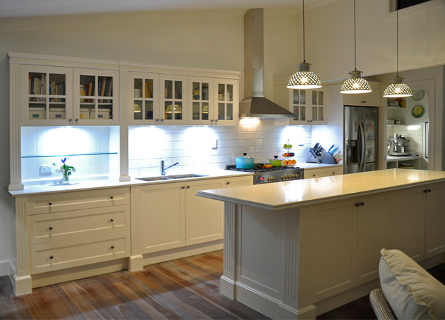 Kitchen's transitional-kitchen