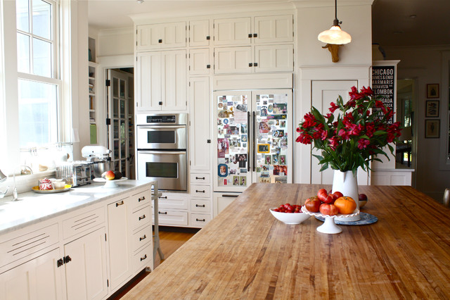 Kitchen - Traditional - Kitchen - san francisco - by Shannon Malone