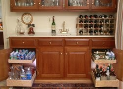 Kitchen Shelves traditional kitchen