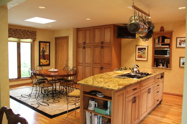 Kitchen/Sickinger traditional-kitchen