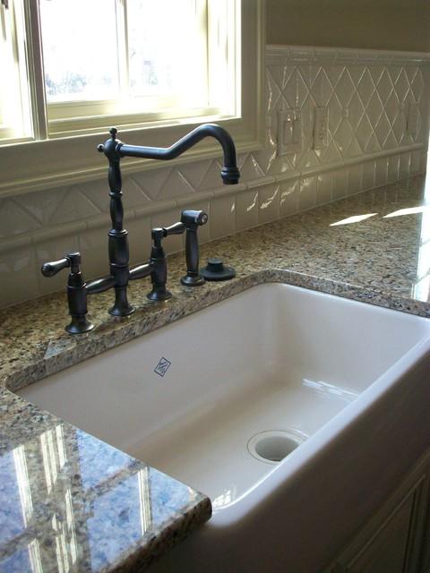 Traditional Kitchen Sinks : Kitchen Sink traditional-kitchen