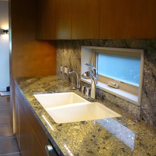 modern kitchen How to Choose a Kitchen Sink: Part II