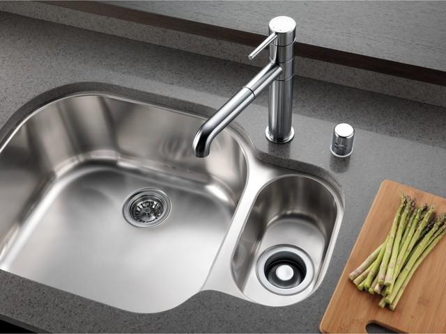 Di Che Misura Scegliere il Lavello della Cucina?
