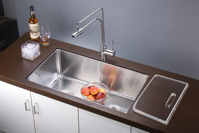 Kitchen sinks modern kitchen san francisco by dawn kitchen sinks modern kitchen workwithnaturefo