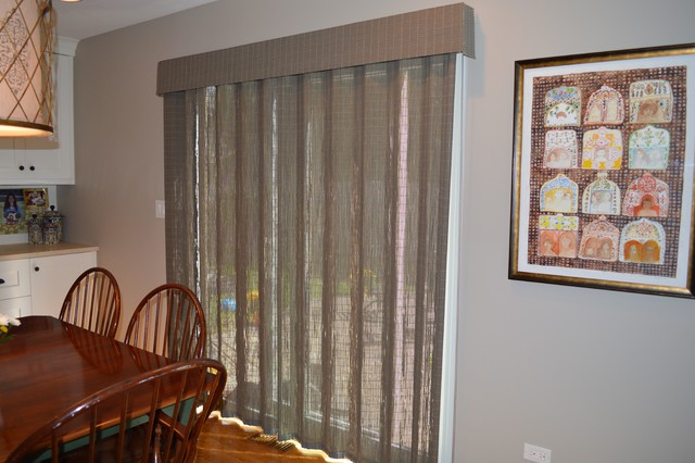 Kitchen Sliding Glass Door