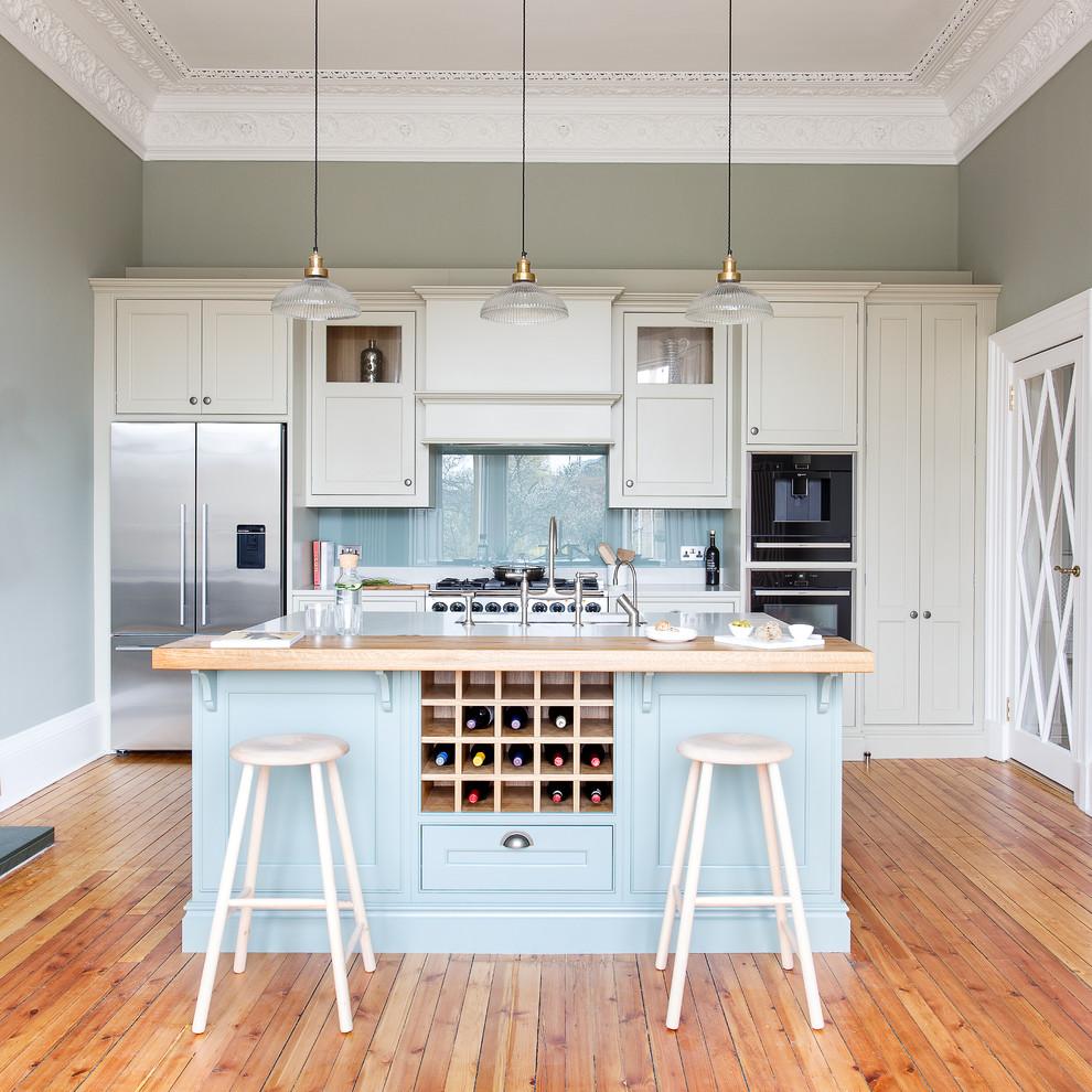 Kitchen - South Edinburgh - Transitional - Kitchen ...