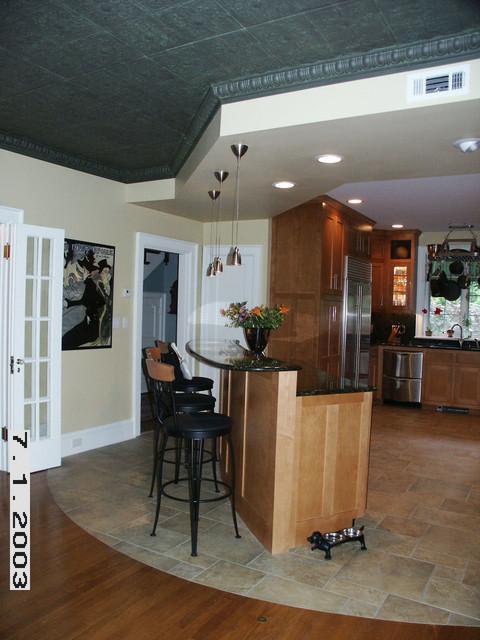 Kitchen Spaces traditional-kitchen