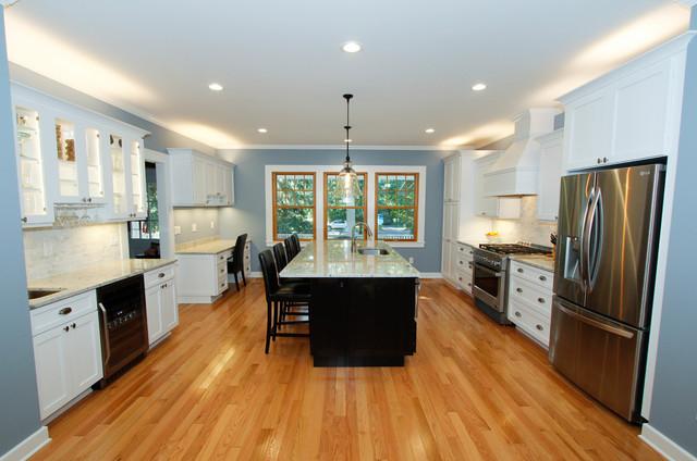 Kitchen Transitional Kitchen New York By Stone Art Design Home Design Center Llc