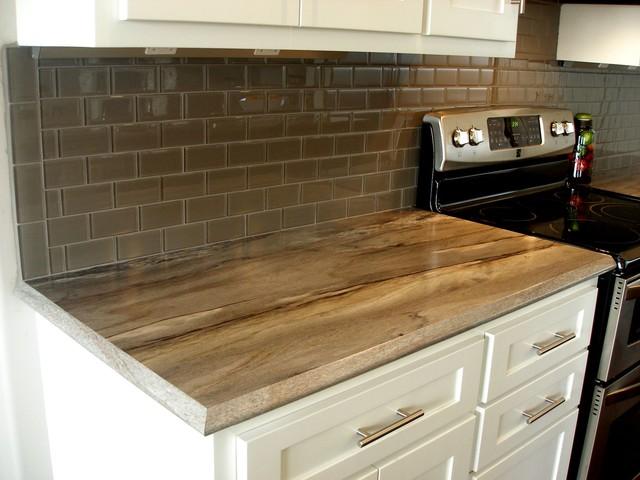 Kitchen Subway Tile Gl Backsplash