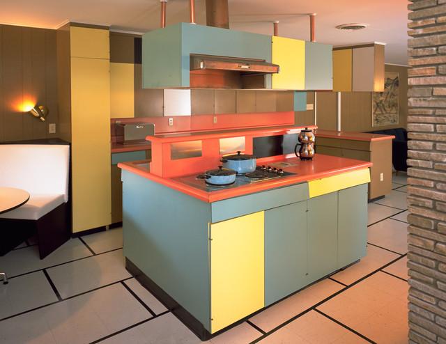 Kitchen - The Wilson House modern-kitchen