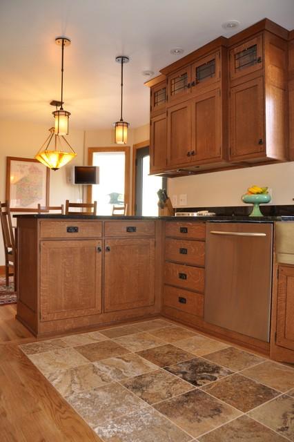 Kitchen Thyme Design Studio Inc. eclectic-kitchen
