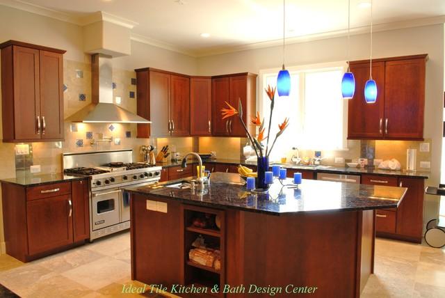 Kitchen Tile Modern Kitchen Dc Metro By Ideal Tile