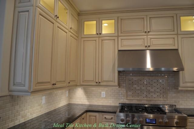 Kitchen Tile Modern Kitchen Dc Metro By Ideal Tile Kitchen Bath Design Center