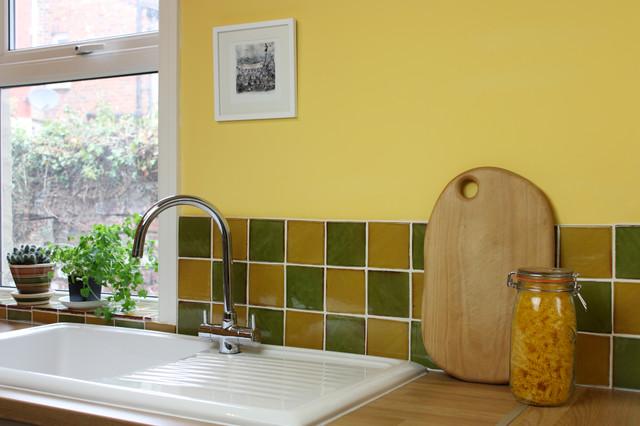 Kitchen Tiles Liverpool kitchen tiles - liverpool - country - kitchen - other -deiniol
