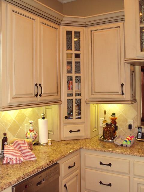 Kitchen Traditional Kitchen Oklahoma City By Tillison Cabinet Company Inc