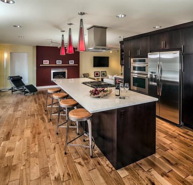The Broadways Kitchen Floor