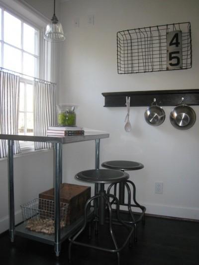Eclectic kitchen photo in Birmingham