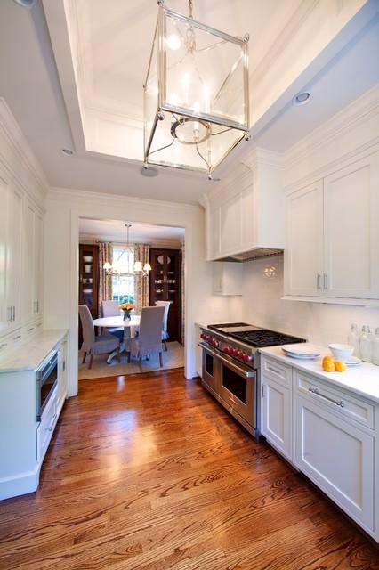 Kitchen Transformation transitional-kitchen